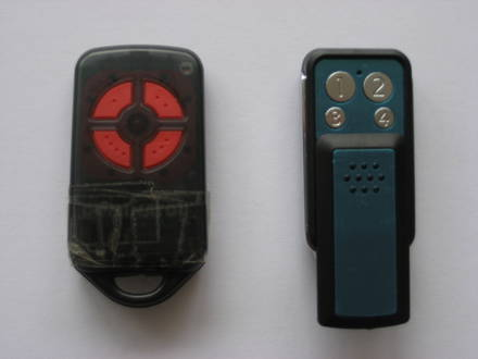 RDSD Garage Door Remote