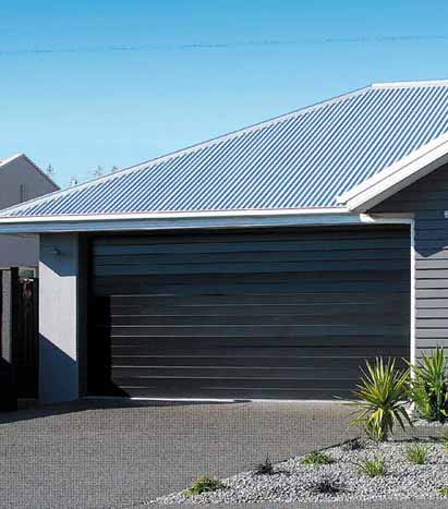 Garage Doors Auckland Dominator